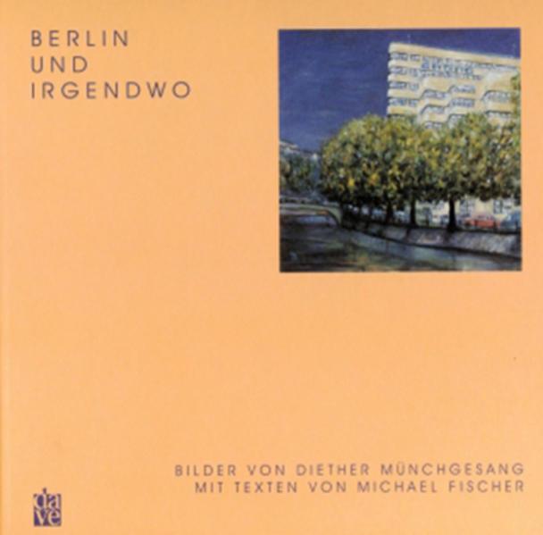 Berlin und Irgendwo - Coverbild