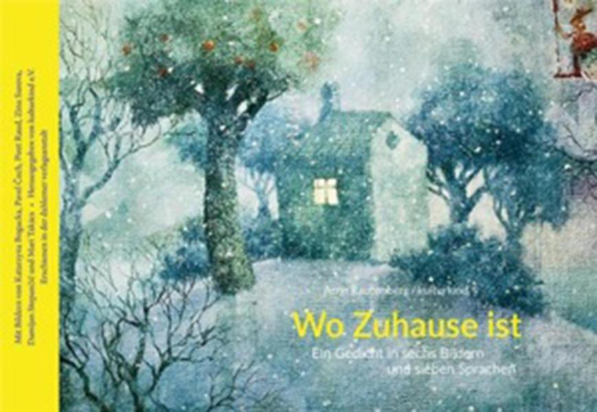 Wo Zuhause ist - Coverbild