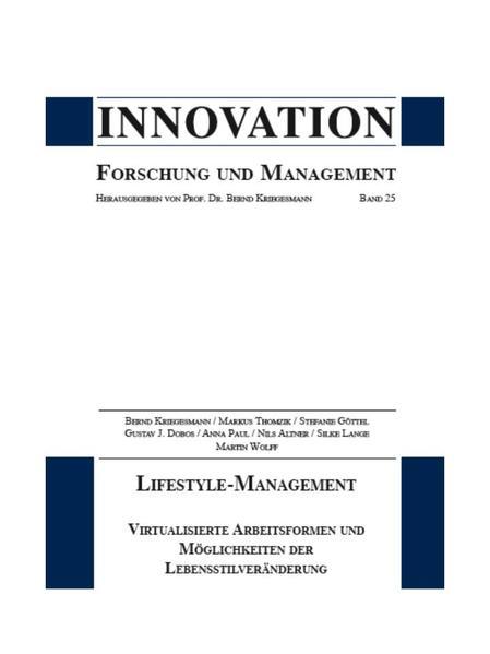 Lifestyle-Management - Coverbild