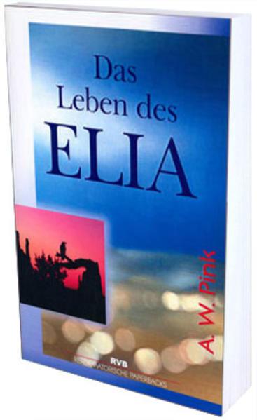 Das Leben des Elia - Coverbild