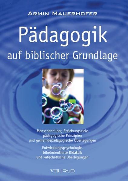 Pädagogik auf biblischer Grundlage - Coverbild