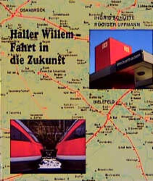 Haller Willem - Fahrt in die Zukunft - Coverbild