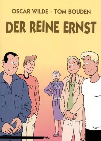 Der reine Ernst - Coverbild