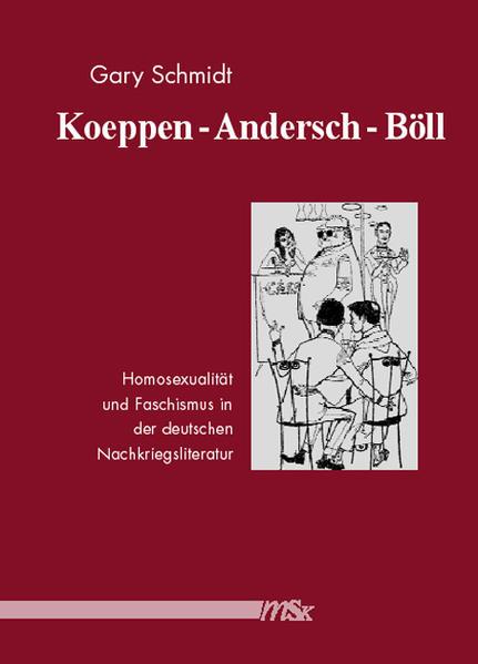 Koeppen - Andersch - Böll - Coverbild