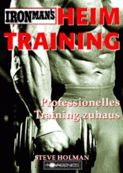 Professionelles Heimtraining - Coverbild