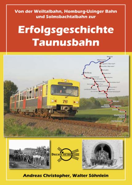 Erfolgsgeschichte Taunusbahn - Coverbild