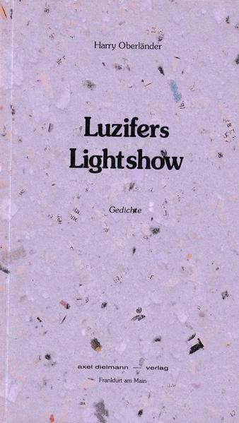 Lucifers Lightshow - Coverbild