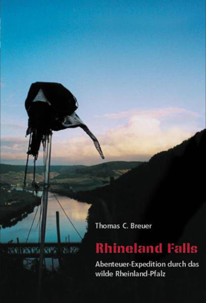 Rhineland Falls. Abenteuer-Expedition durch das wilde Rheinland-Pfalz - Coverbild
