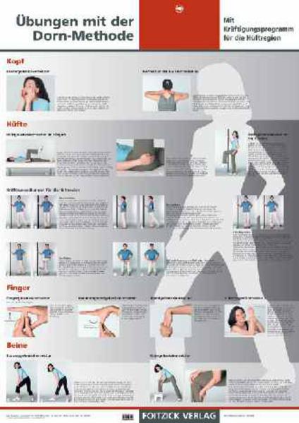 Übungen mit der Dorn-Methode - Patientenblatt - Coverbild