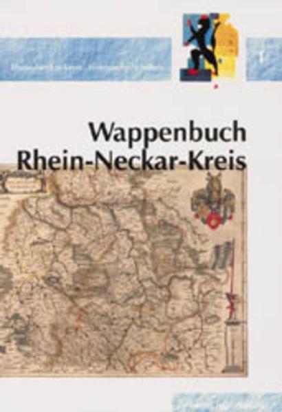 Wappenbuch Rhein-Neckar-Kreis - Coverbild