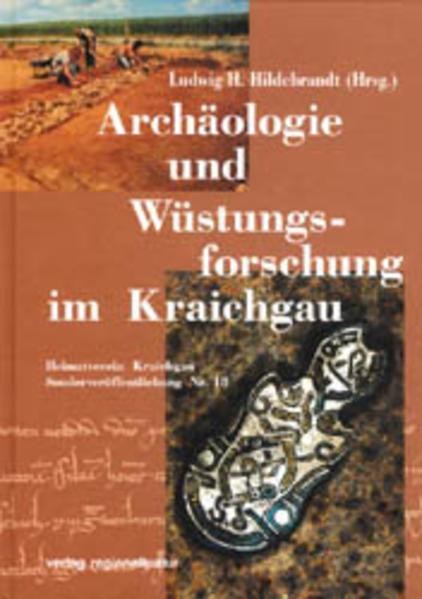 Archäologie und Wüstungsforschung im Kraichgau - Coverbild