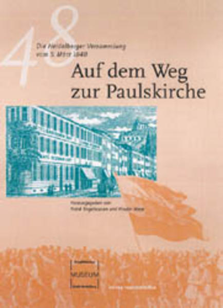 Auf dem Weg zur Paulskirche - Coverbild