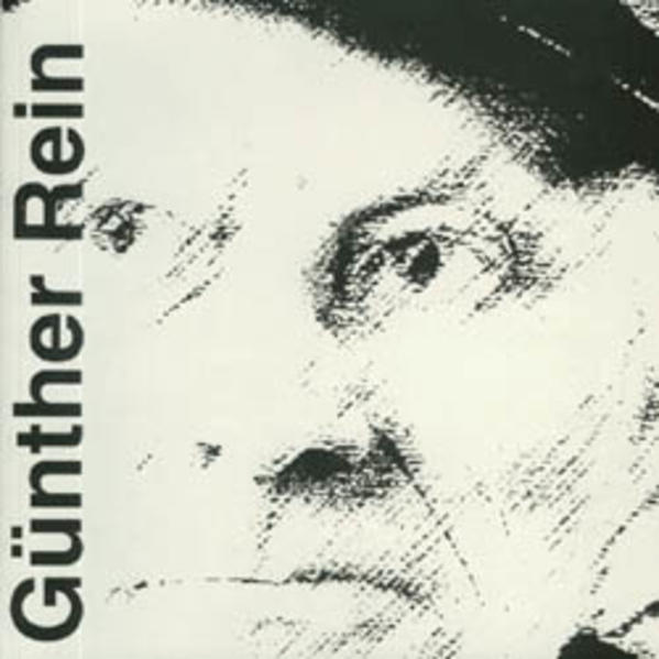 Günther Rein - Coverbild