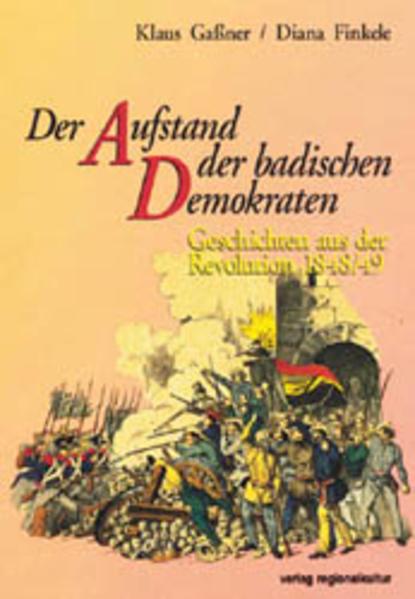 Der Aufstand der badischen Demokraten - Coverbild