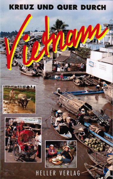 Kreuz und quer durch Vietnam - Coverbild