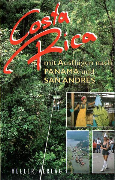Costa Rica mit Ausflügen nach Panama und San Andres - Coverbild