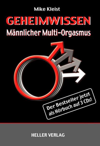 Geheimwissen Männlicher Multi-Orgasmus - Coverbild