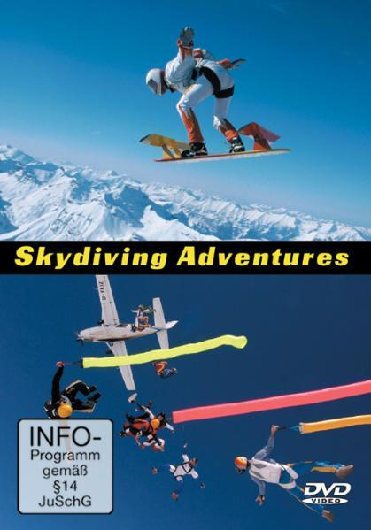 Skydiving Adventures - NTSC - Coverbild