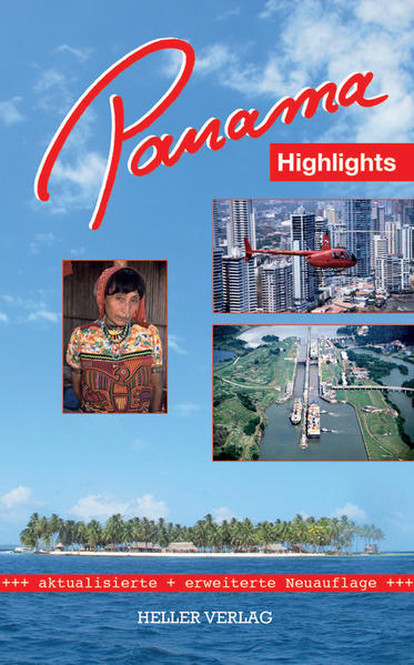Panama Highlights - Coverbild
