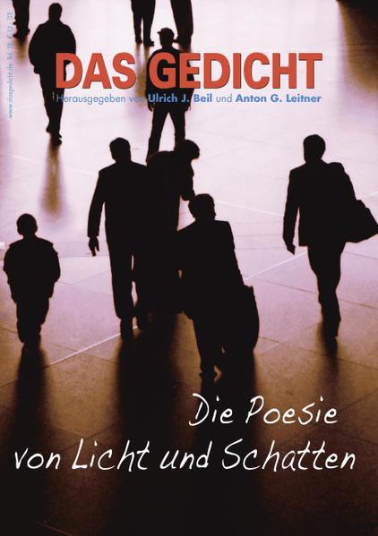 Das Gedicht. Zeitschrift /Jahrbuch für Lyrik, Essay und Kritik / Die Poesie von Licht und Schatten - Coverbild