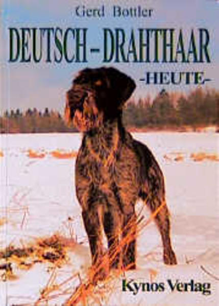 Deutsch Drahthaar Heute - Coverbild