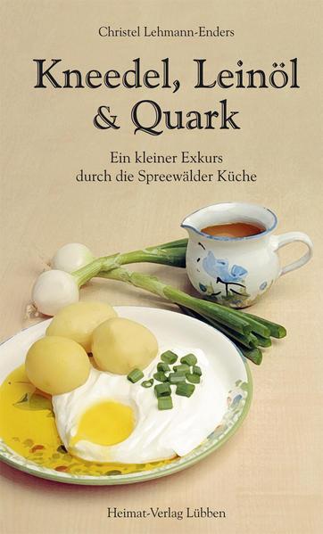 Kneedel, Leinöl & Quark - Coverbild