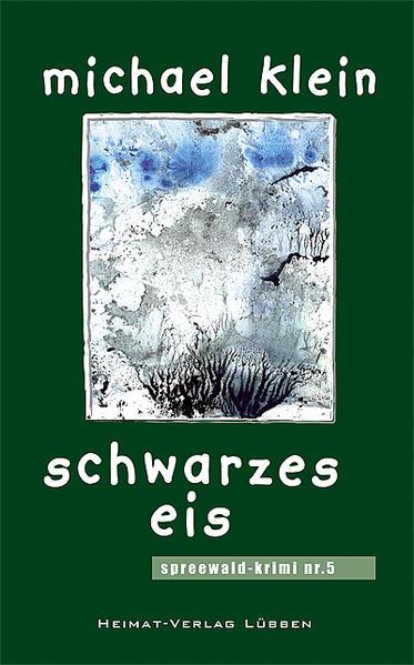 Schwarzes Eis - Coverbild
