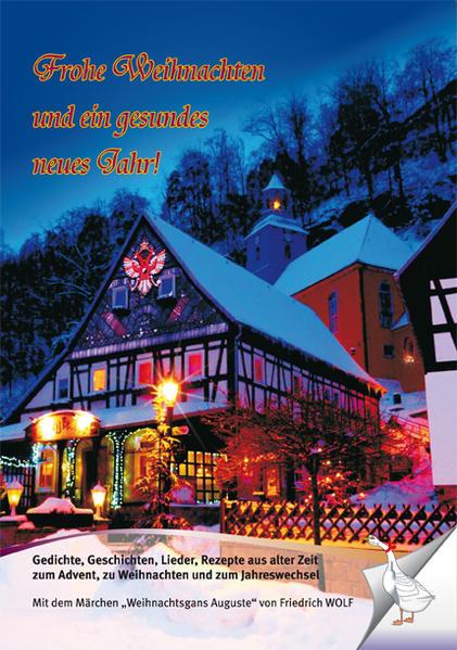 Frohe Weihnachten und ein gesundes neues Jahr! - Coverbild