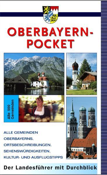 Oberbayern-Pocket - Coverbild