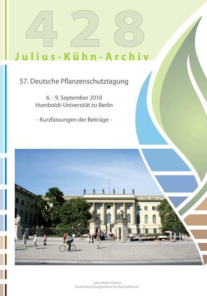 57. Deutsche Pflanzenschutztagung Epub Herunterladen