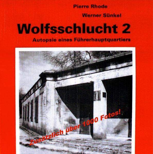 Wolfsschlucht 2 - Coverbild