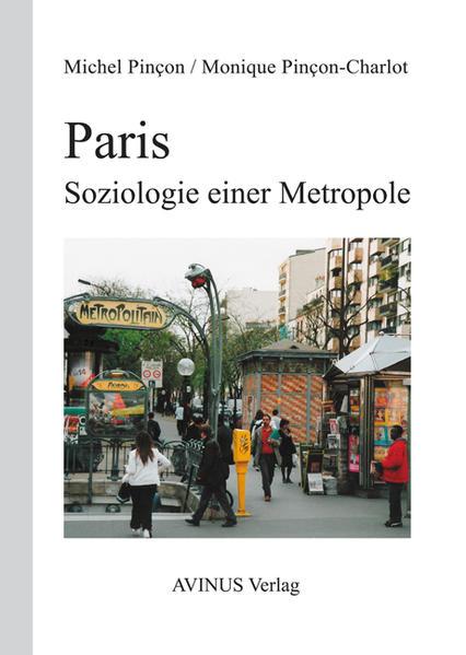 Paris. Soziologie einer Metropole - Coverbild