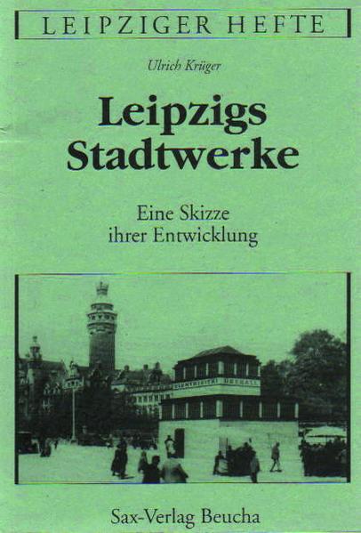 Leipzigs Stadtwerke - Coverbild