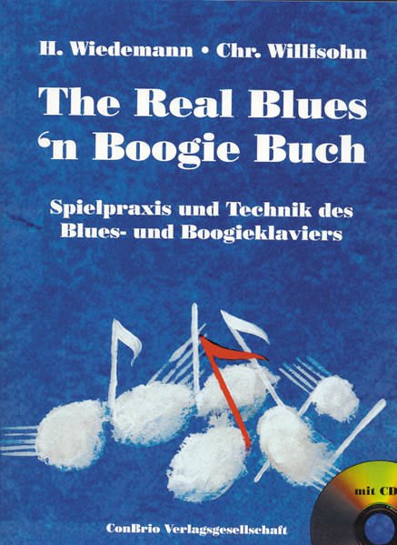The Real Blues´n Boogie Buch - Coverbild