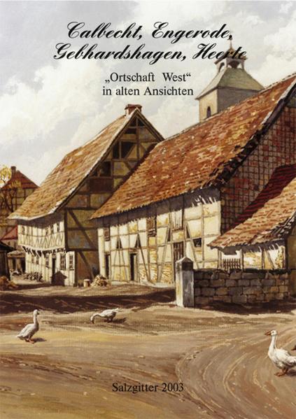 Ortschaft West in alten Ansichten - Coverbild