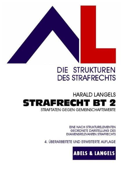 Strafrecht BT 2 - Coverbild