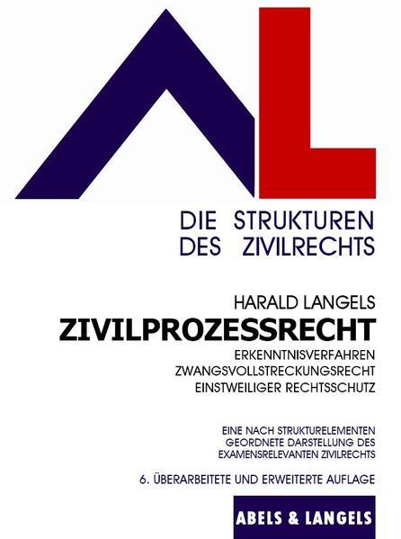 Zivilprozessrecht - Coverbild