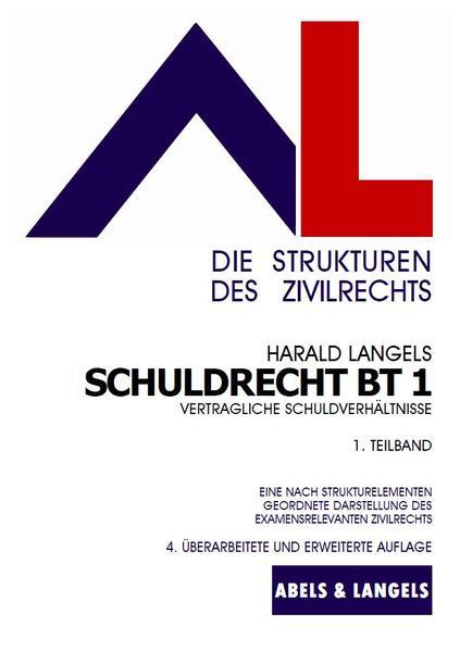 Schuldrecht BT 1 - Coverbild