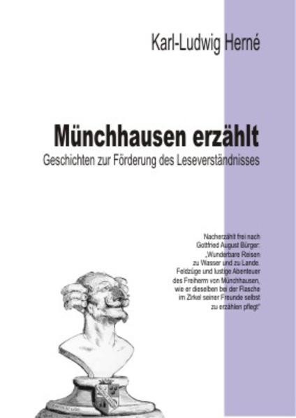 Münchhausen erzählt - Coverbild