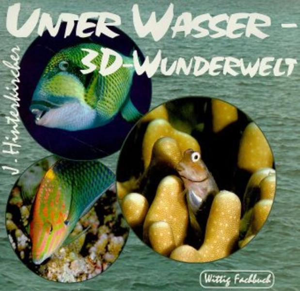Unter Wasser - 3D-Wunderwelt - Coverbild