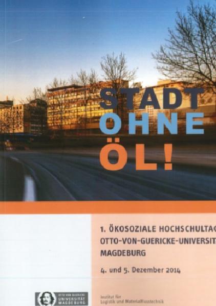 Stadt ohne Öl - Coverbild