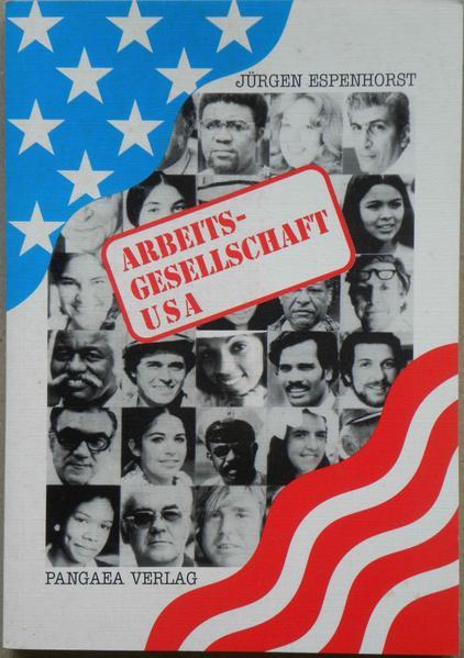 Arbeitsgesellschaft USA - Coverbild
