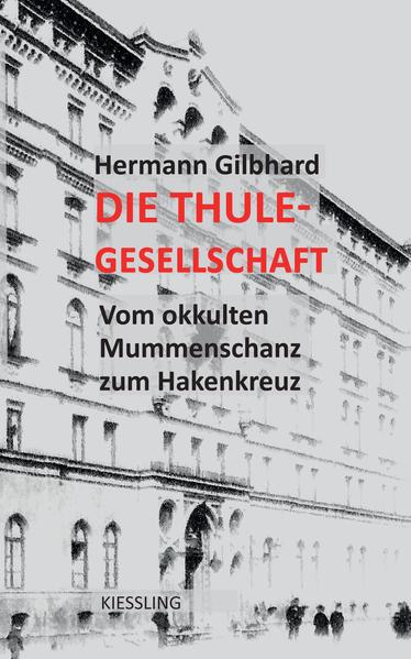 Die Thule-Gesellschaft - Coverbild