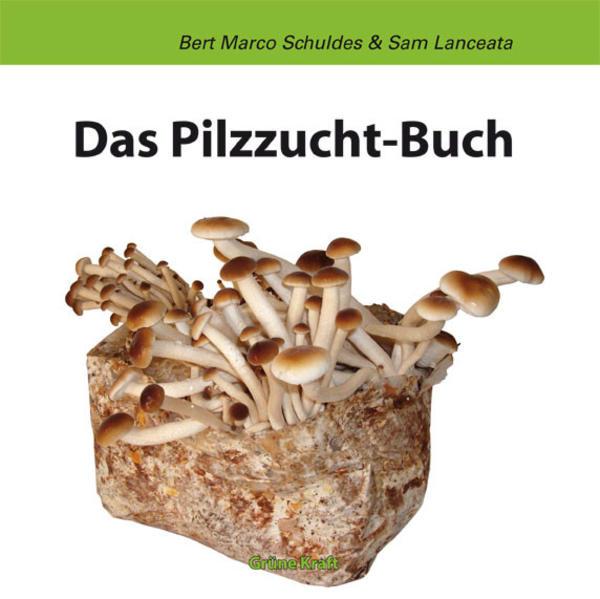 Das Pilzzuchtbuch - Coverbild
