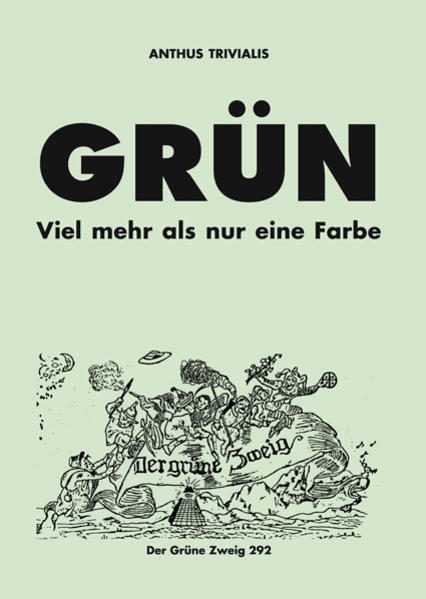 GRÜN - Coverbild