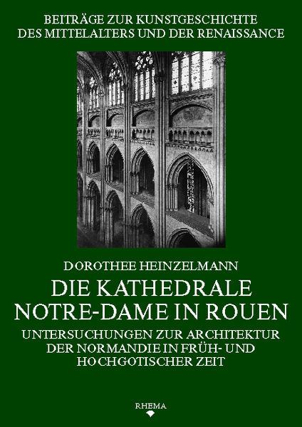 Die Kathedrale Notre-Dame in Rouen - Coverbild