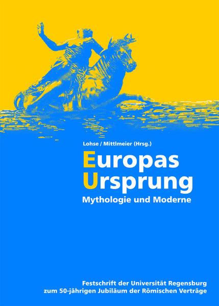 Europas Ursprung - Coverbild