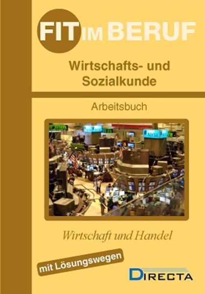 Fit im Beruf - Wirtschafts- und Sozialkunde - Coverbild