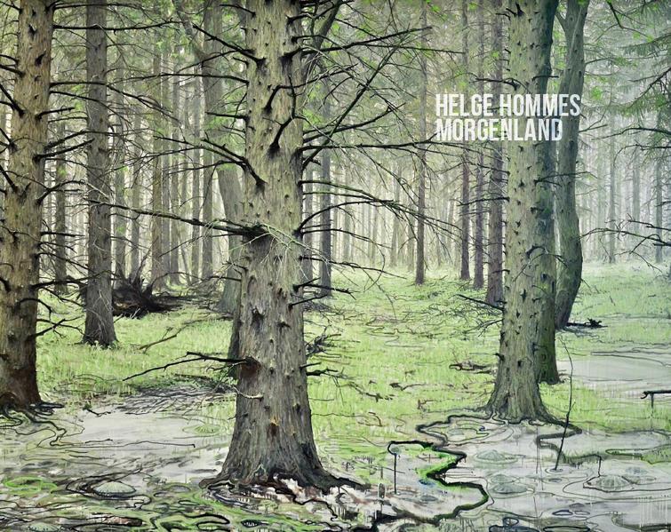 Helge Hommes - Morgenland - Coverbild