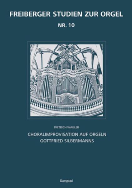 Freiberger Studien zur Orgel / Freiberger Studien zur Orgel 10 - Coverbild